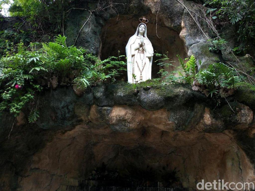 Gua Maria Fatima, Wisata Religi Umat Kristiani di Ponorogo
