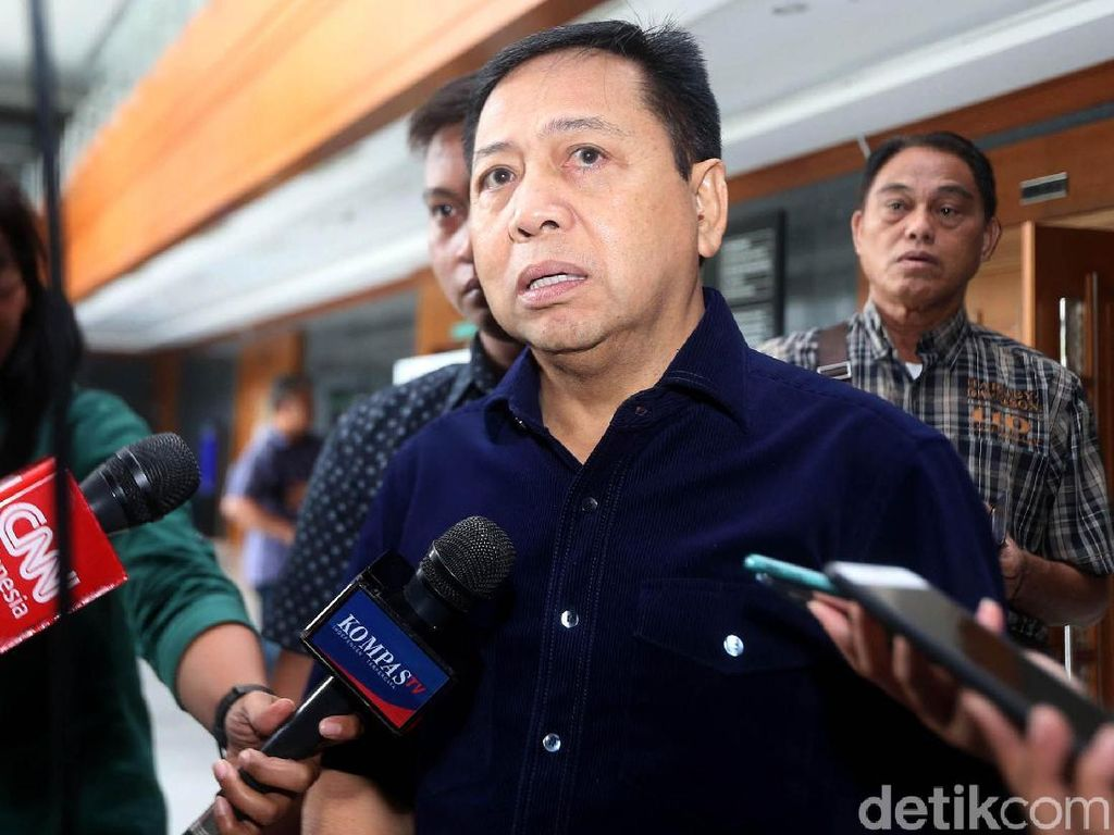 Setya Novanto dan Kotjo Bongkar Peran Eni Saragih di Persidangan