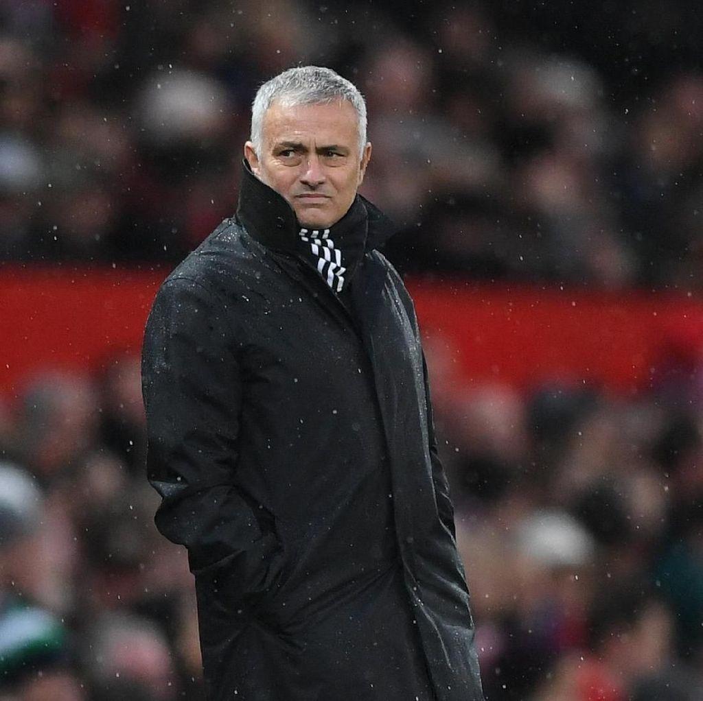Dipecat MU, Jose Mourinho Akan Kantongi Pesangon Rp 439 M