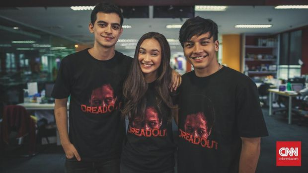 Para pemain 'DreadOut.'