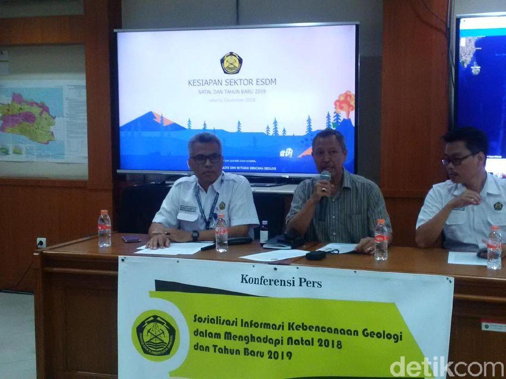 Libur Akhir Tahun, PVMBG Imbau Warga Waspada Pergerakan Tanah