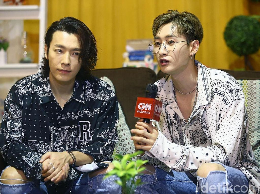 Super Junior D&E Beri Kode Akan Gelar Konser di Indonesia