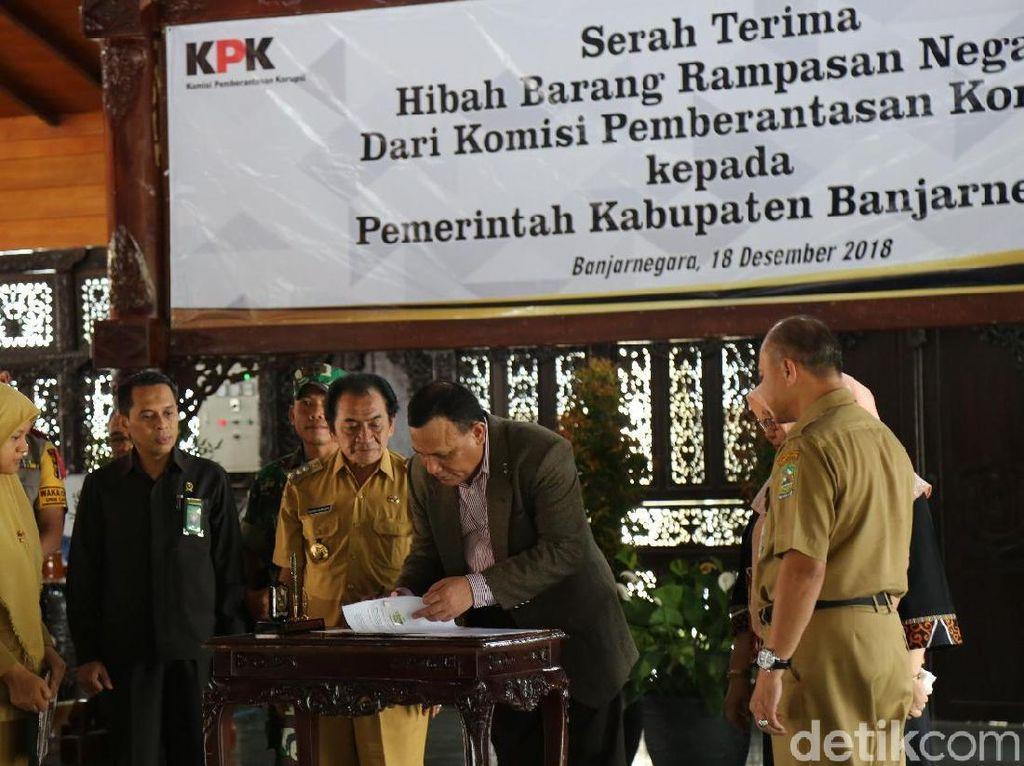 Banjarnegara Siap Kelola Hibah Aset Koruptor untuk Tambahan PAD