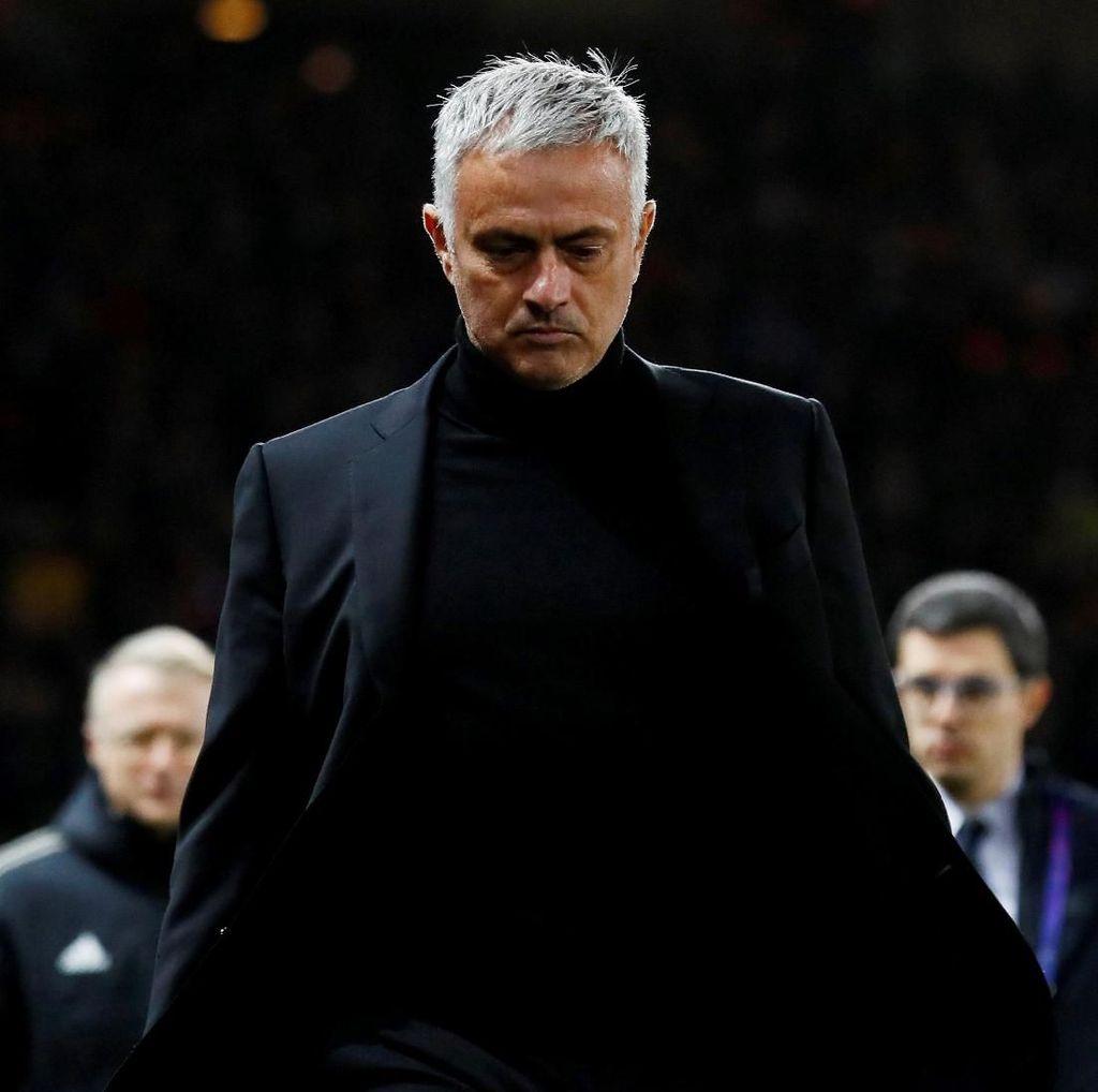 Mourinho: Klopp Spesial, Guardiola Spesial, Saya Tidak