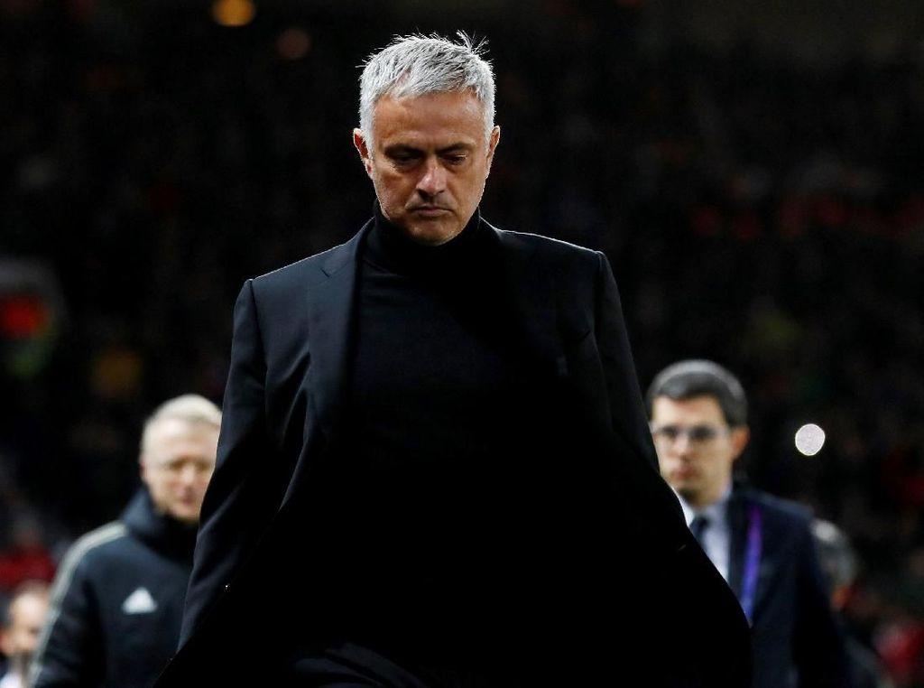 Sangat Dihormati, Mourinho Disambut Terbuka Melatih Lyon