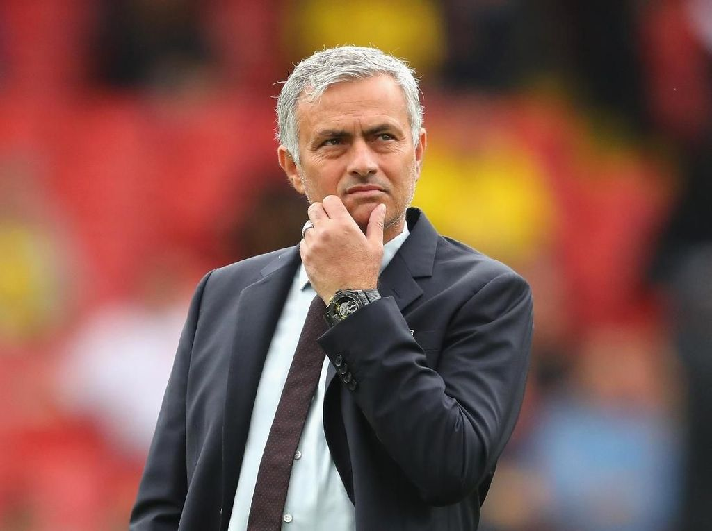 Foto: Koleksi Jam Tangan Mewah Jose Mourinho, Ada yang Rp 3,2 M!