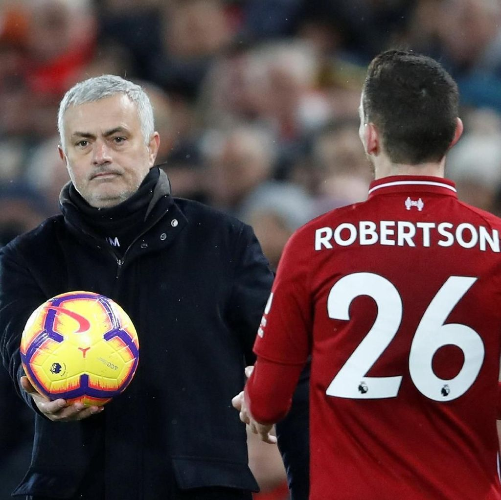 Liverpool Biasa Bikin Manajer Lawan Dipecat, Mourinho Korban Terbaru
