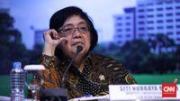 Menteri Lingkungan Hidup dan Kehutanan Siti Nurbaya tidak mampu memberikan tekanan agar perusahaan pelaku pembakaran hutan membayar denda sesuai putusan pengadilan