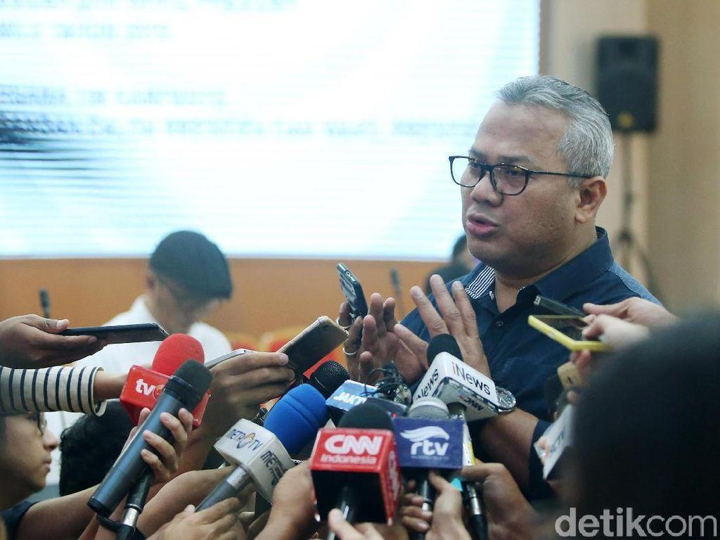 KPU Ikut Cek Potensi Pelanggaran Jokowi-Prabowo Bicara Visi di TV
