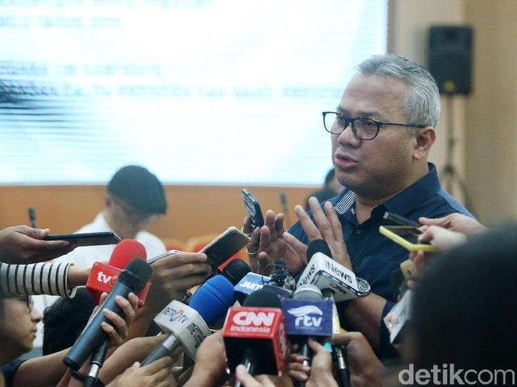 KPU akan Evaluasi Debat Capres Perdana