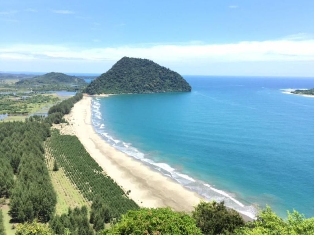 Aceh Jaya Punya Gunung & Pantai yang Cantik, Sudah ke Sana?