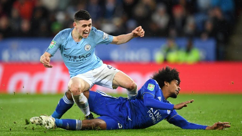 Duel yang Melelahkan untuk City di Markas Leicester