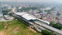 Cuma 5,8 Km, Bisakah LRT Jakarta Tak Sepi Seperti LRT Palembang?
