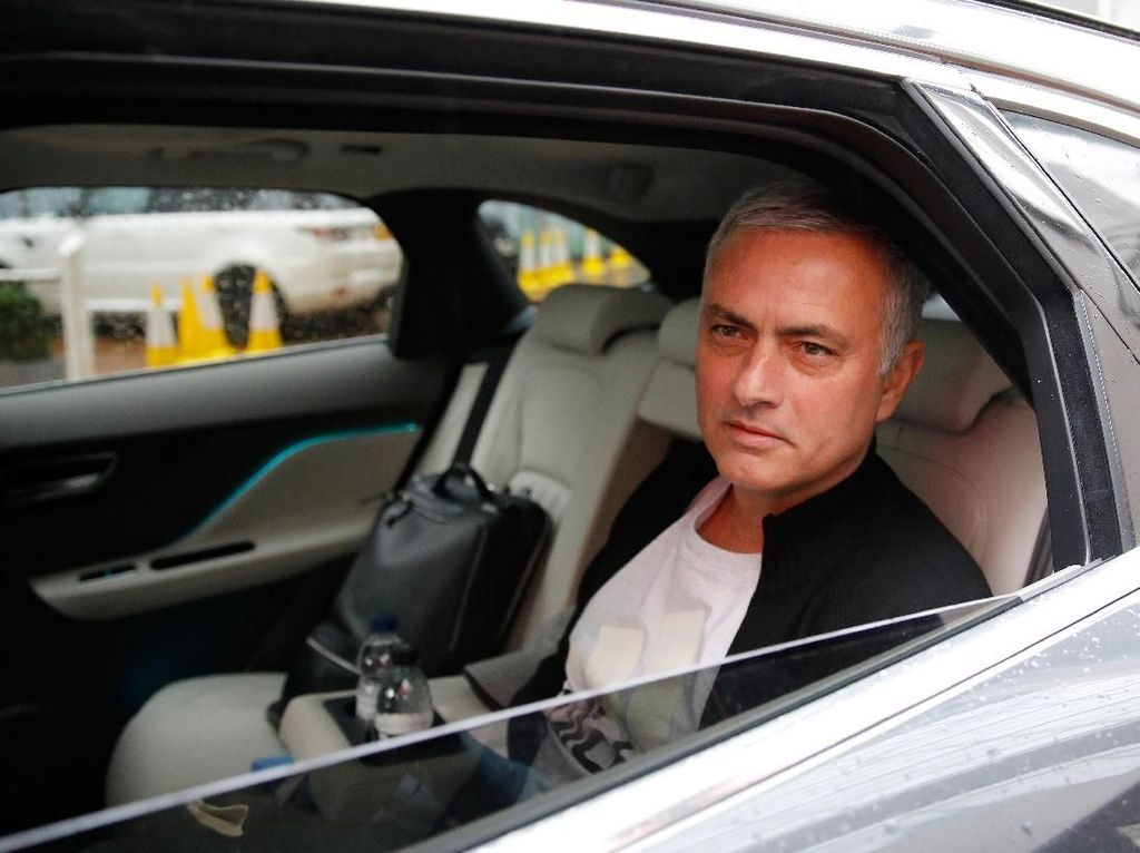 Ingin Rasakan Piala Dunia, Mourinho Tertarik Latih Timnas
