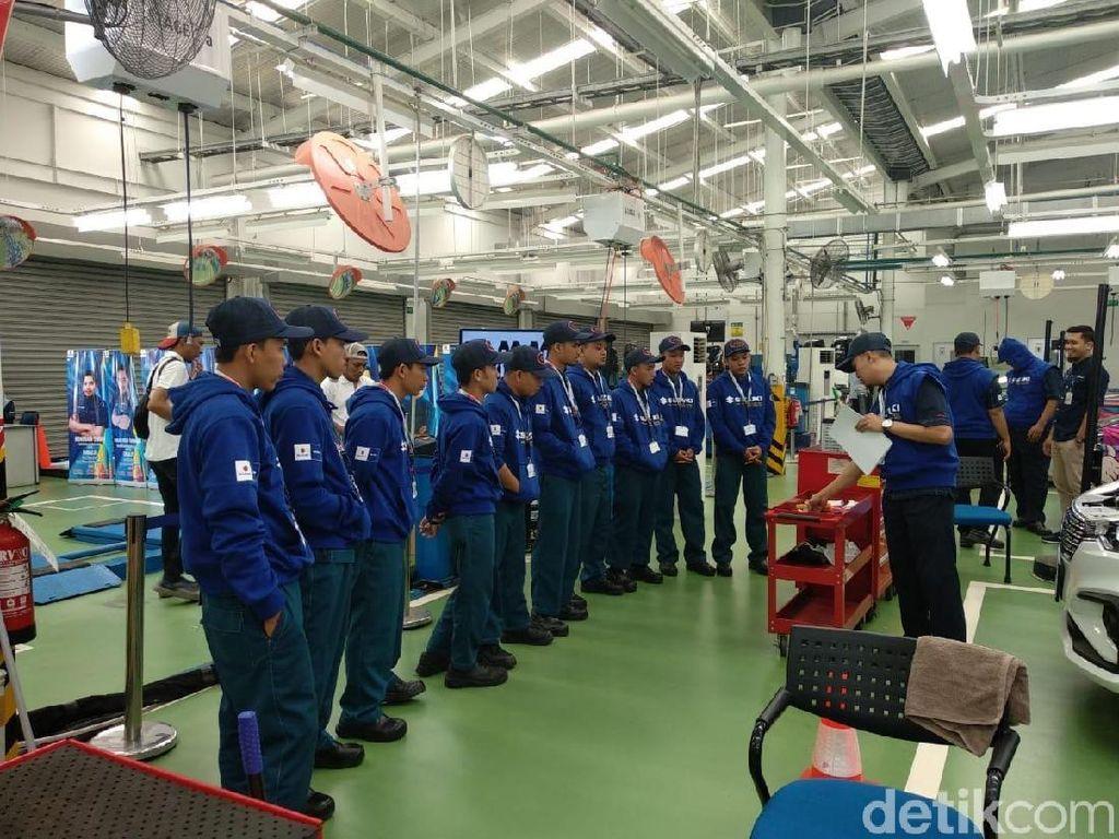 Suzuki Cari Mekanik Berbakat dari Indonesia