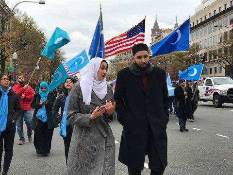 Aydin Anwar pejuang muslim Uighur