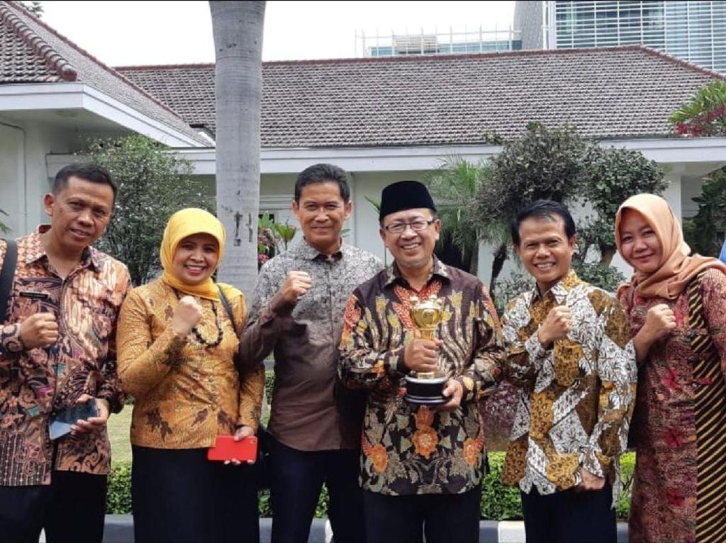 Kota Sukabumi dan Cianjur Raih Anugerah Parahita Ekapraya Utama
