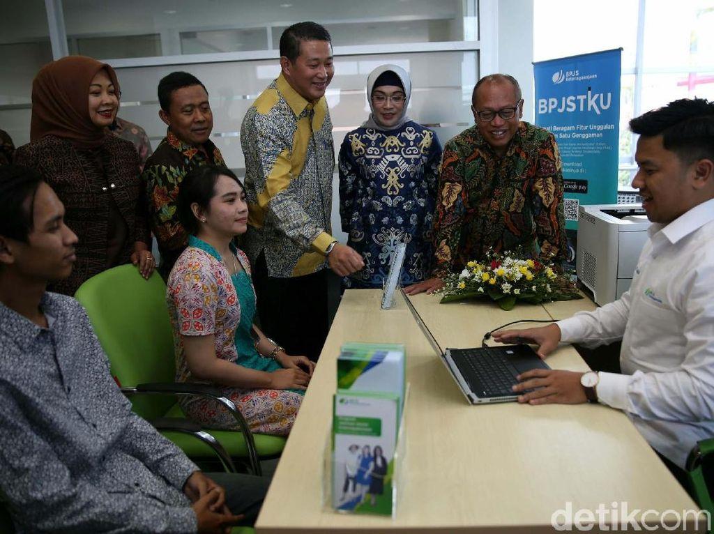 BPJS TK Siapkan Outlet Khusus di Bank BNI Seluruh Indonesia