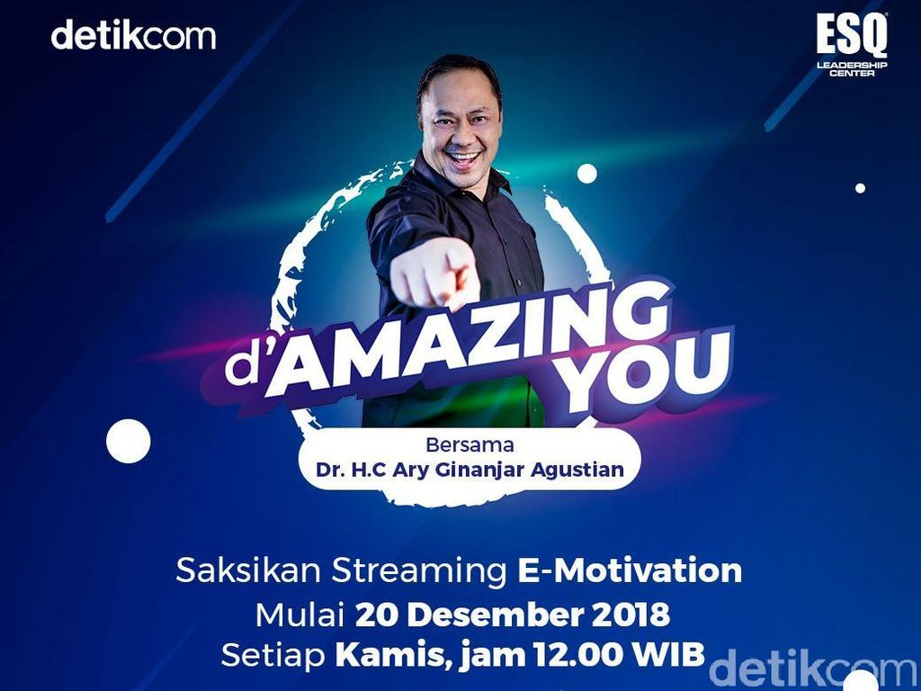 dAmazing You Ary Ginandjar - Jangan Takut Gagal