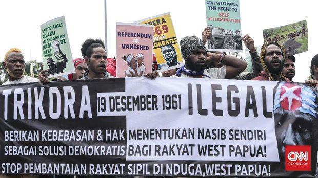 Ramai-ramai Bicara Darurat Papua dan Pilpres 2019