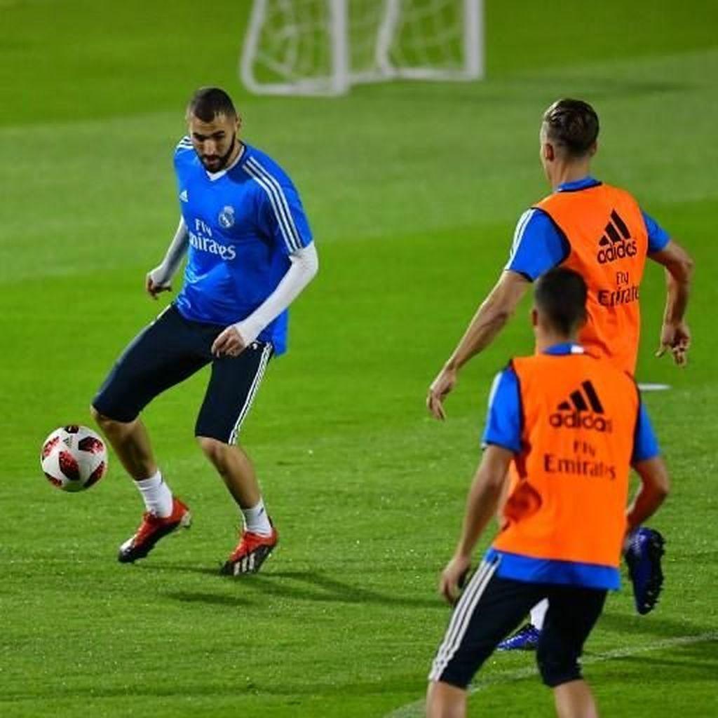 Jadwal Piala Dunia Antarklub: Kashima Antlers vs Real Madrid