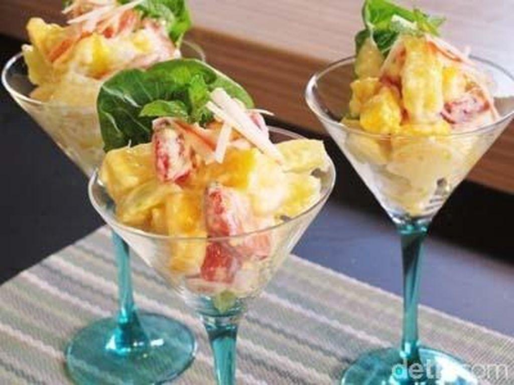 5 Resep Salad Buah Istimewa, Murah Meriah, dan Praktis