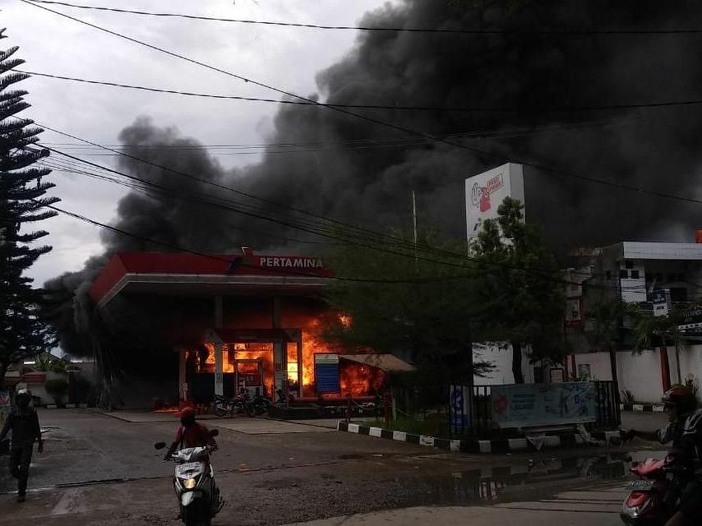 Hindari Kebakaran SPBU, Petugas Jangan Takut Tegur Pengendara