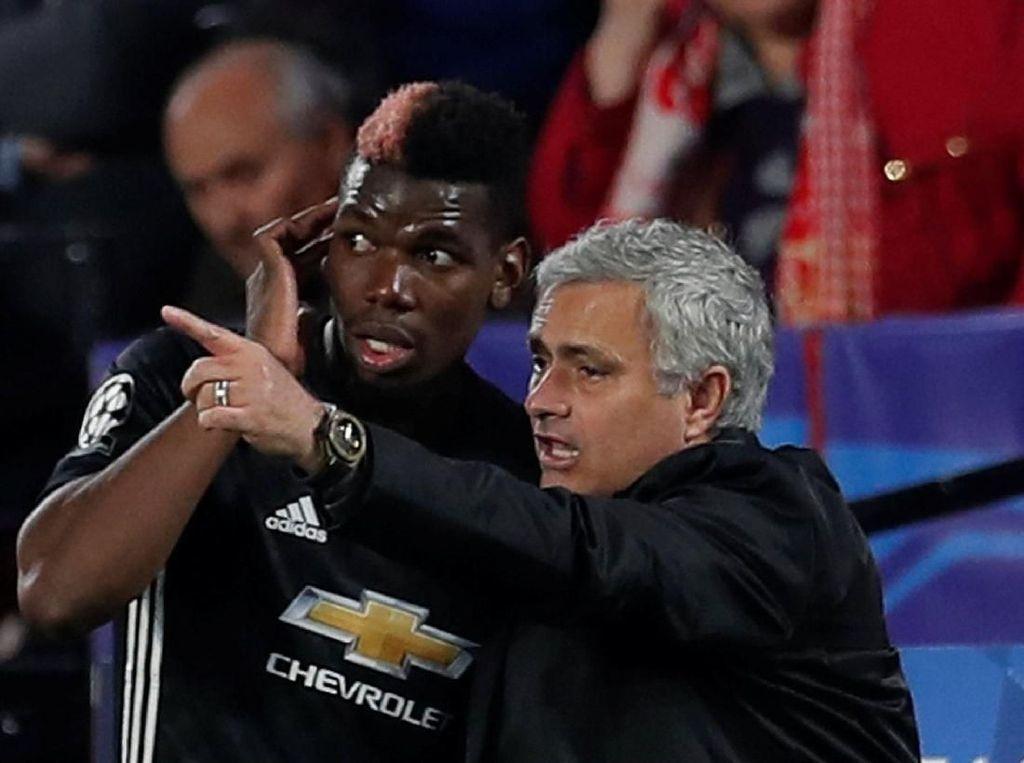 Mourinho: Ada Pemain yang Merasa Lebih Penting dari Klub