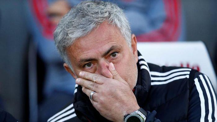 Jose Mourinho tak bisa membayangkan kalau Juergen Klopp kembali gagal di final Liga Champions. (Foto: Getty Images)