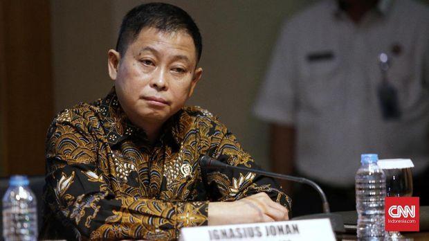 Jonan: Kelistrikan Banten Normal Selambatnya Besok