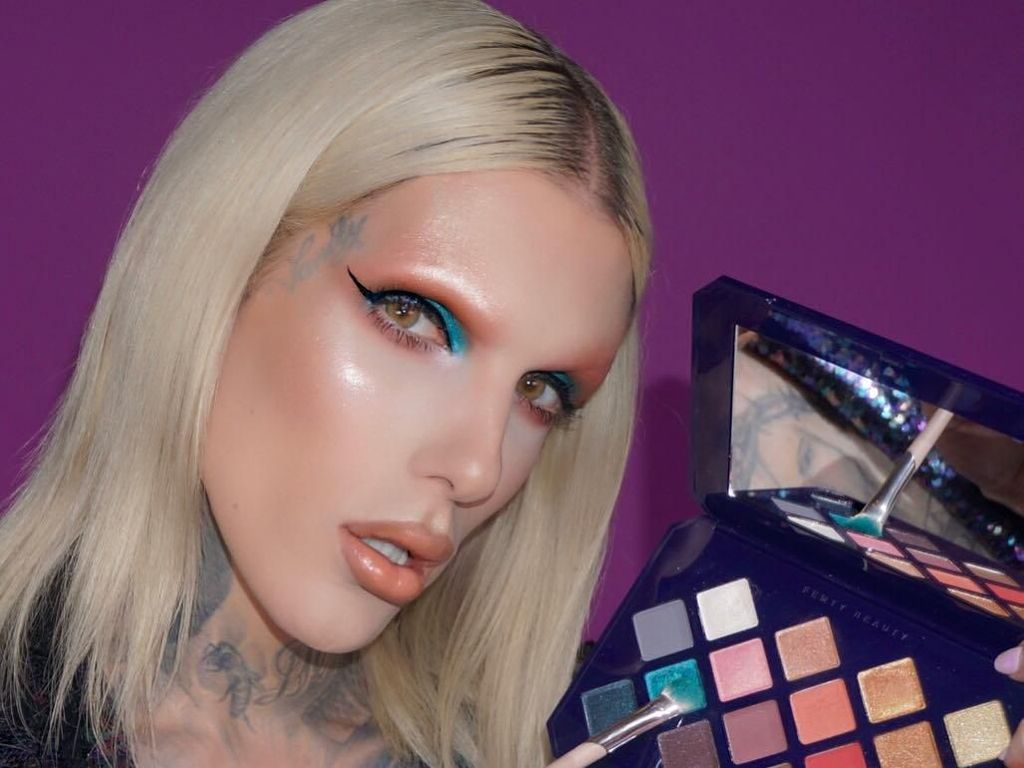 Heboh Jeffree Star Sebut Kuas Makeup dari Beauty Vlogger Filipina Sampah
