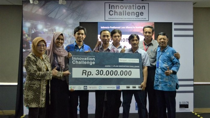 I-Plan umumkan pemenang Innovation Challenge. Foto: I-Plan