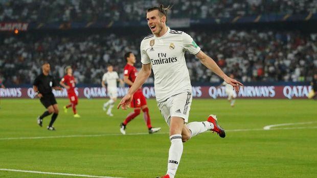 Cedera Membuat Bale Susah Meniru Ronaldo di Madrid