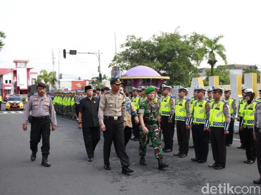 Tiap Gereja di Ciamis-Pangandaran Dijaga 20 Polisi