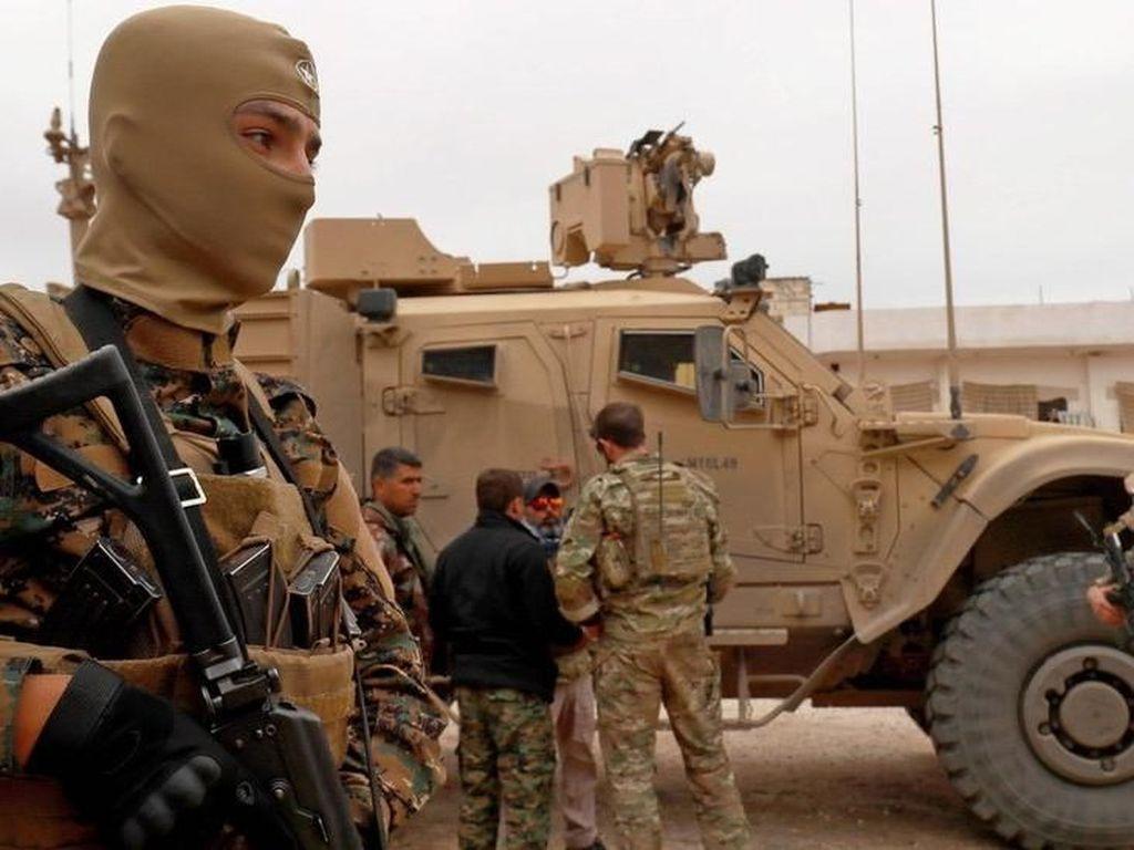 AS Tarik Pasukan dari Suriah, Trump: Kami Berhasil Menaklukkan ISIS