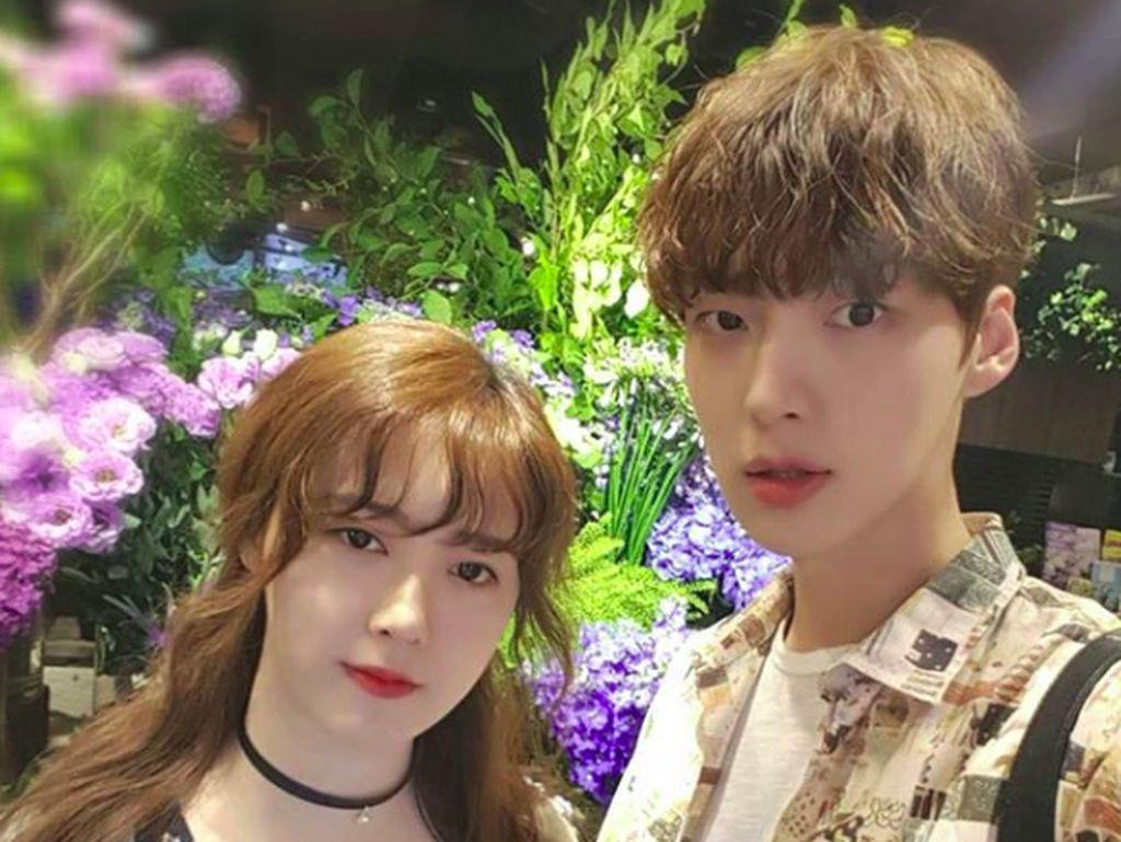 Duh! Ahn Jae Hyun Disebut Jelek-jelekkan Goo Hye Sun di Depan Orang Lain