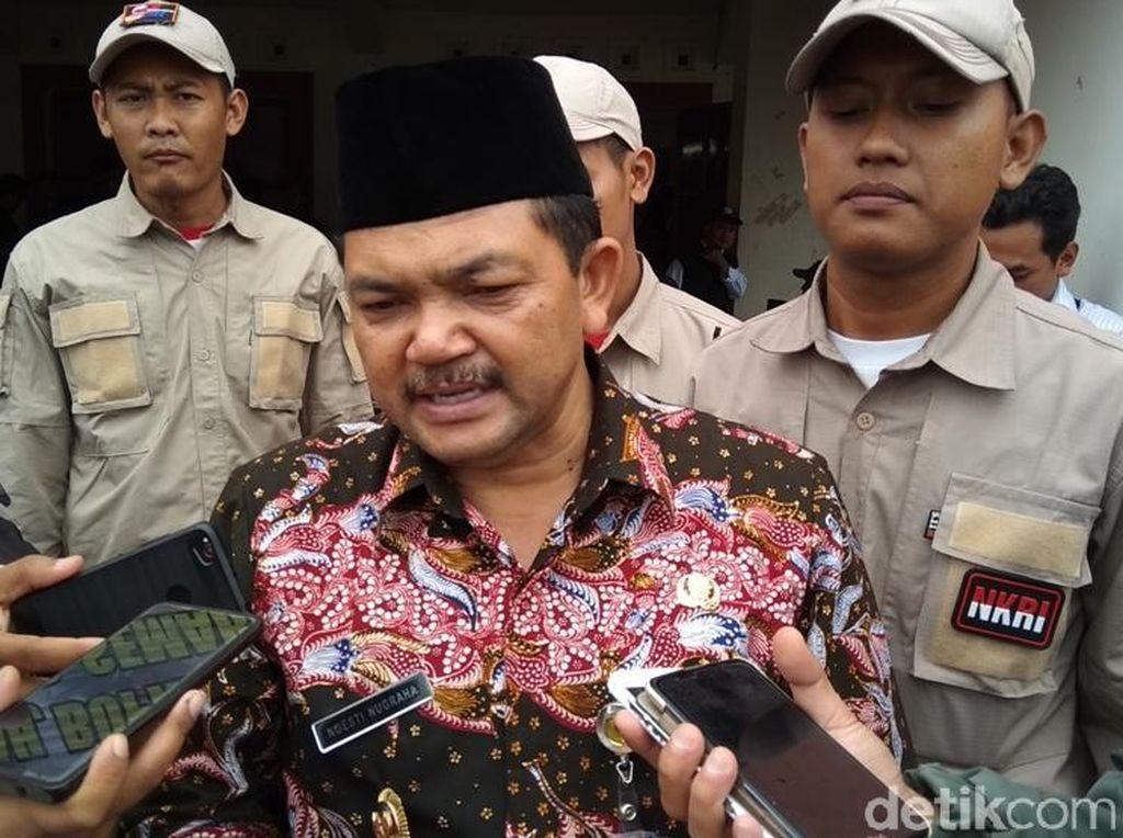 KPK Panggil Ulang Bupati Semarang Terpilih Terkait Kasus Bansos Corona