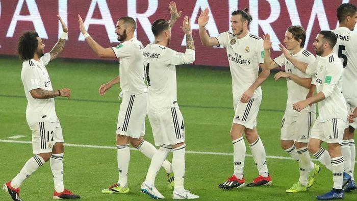 Real Madrid diperingatkan agar tak meremehkan Al Ain di final Piala Dunia Antarklub (Foto: Ahmed Jadallah/Reuters)