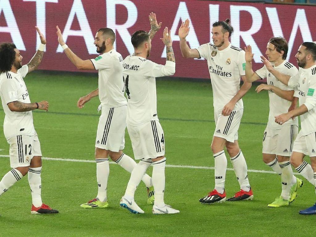 Madrid Dilarang Remehkan Al Ain jika Tak Mau Bernasib seperti River Plate