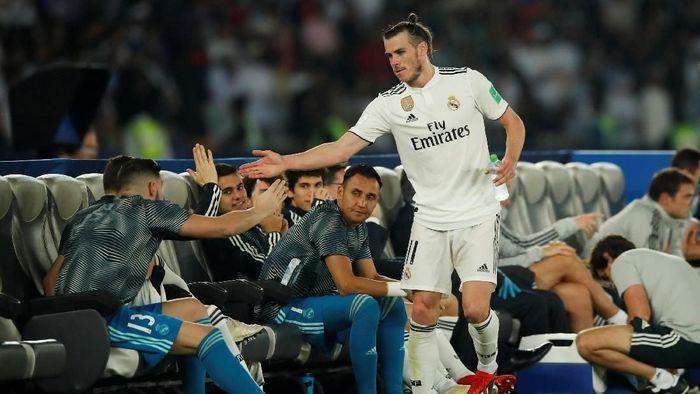 Gareth bale dianggap gagal menggantikan Cristiano Ronaldo di Real Madrid. (Foto: Andrew Boyers/Reuters)