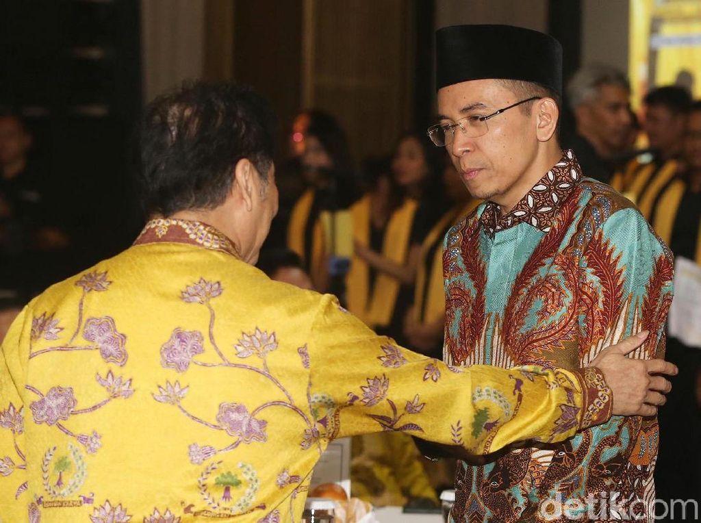Alasan TGB Gabung Golkar: Konsep Sama dengan Jokowi