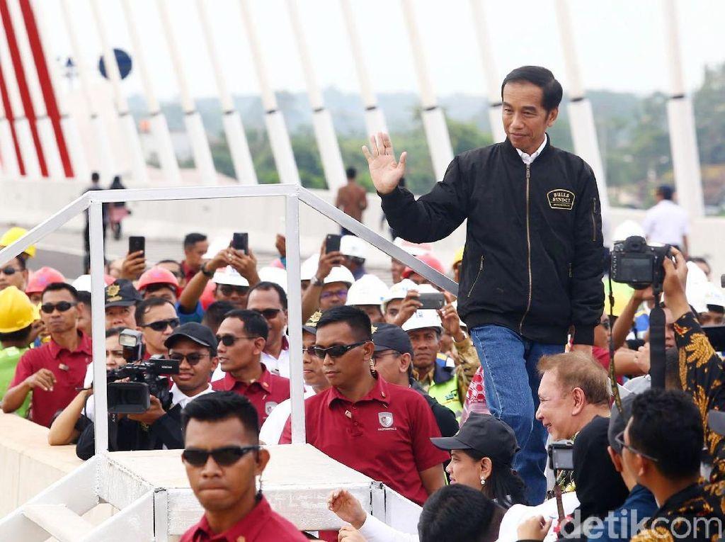 14 Proyek Tol Prioritas Jokowi, Dirut BUMN Si Unyil Wafat