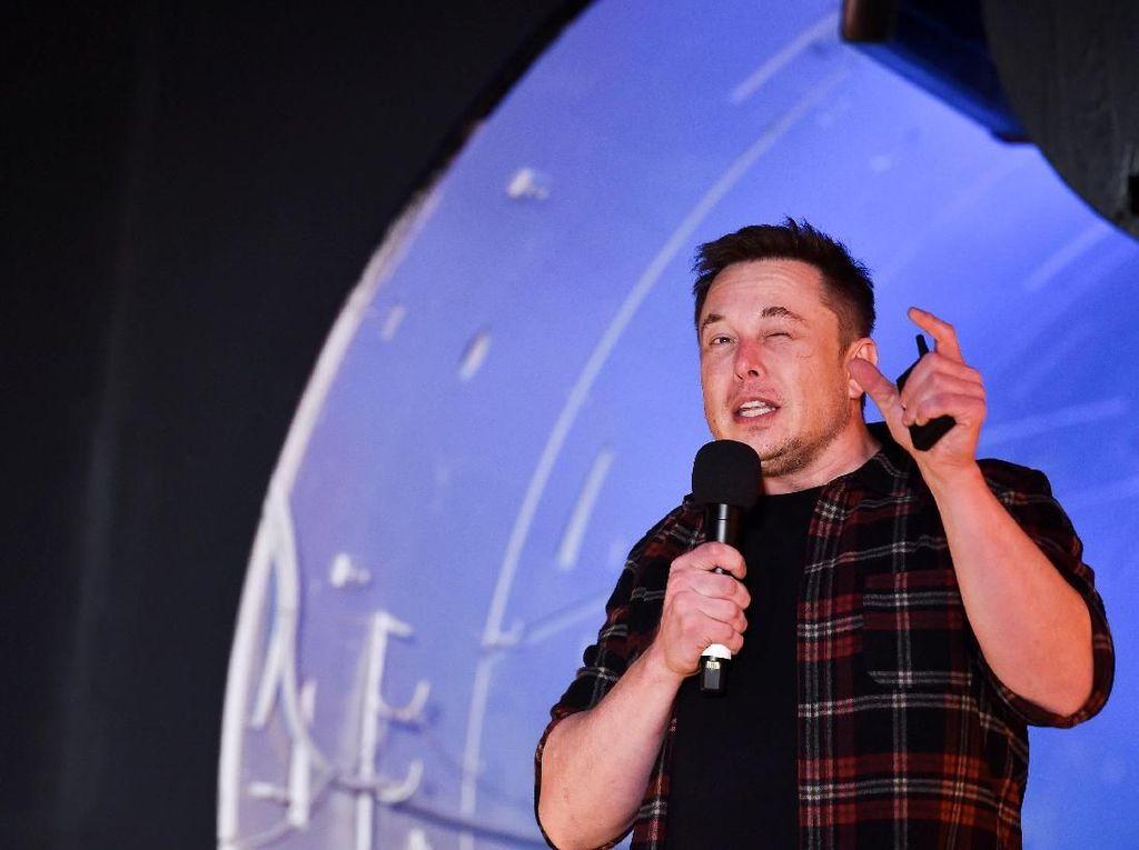 Elon Musk Habiskan Rp 580 Miliar demi Terowongan Ajaib, tapi...