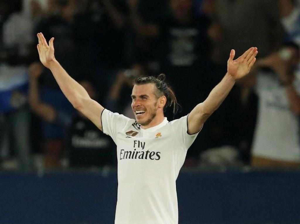 Serbatiga dalam Hat-trick Gareth Bale