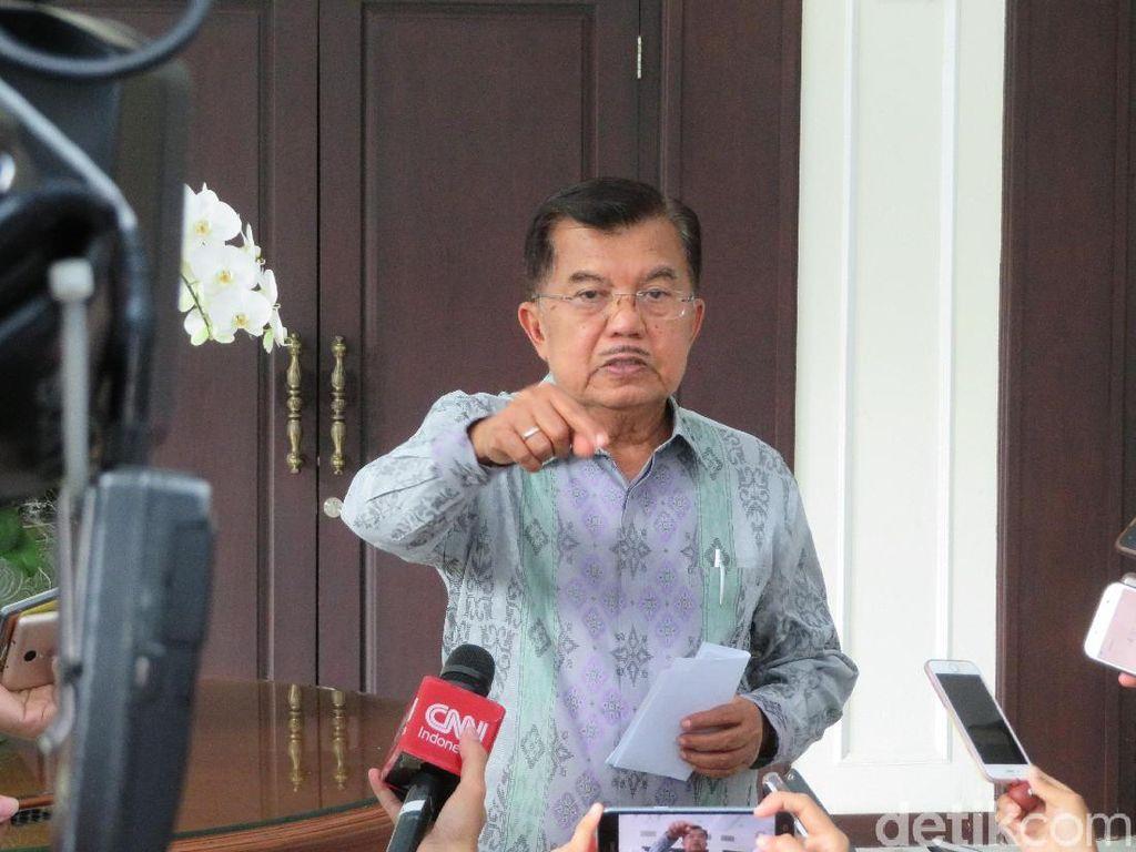 TGB Diklaim Gabung ke Golkar, JK Yakin Suara Jokowi Aman di NTB