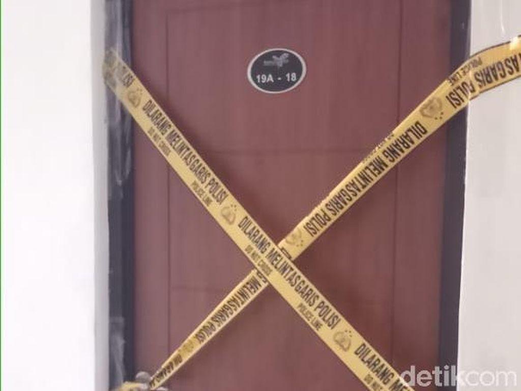 Apartemen Saksi Bisu Pembunuhan Sisca Icun Sulastri