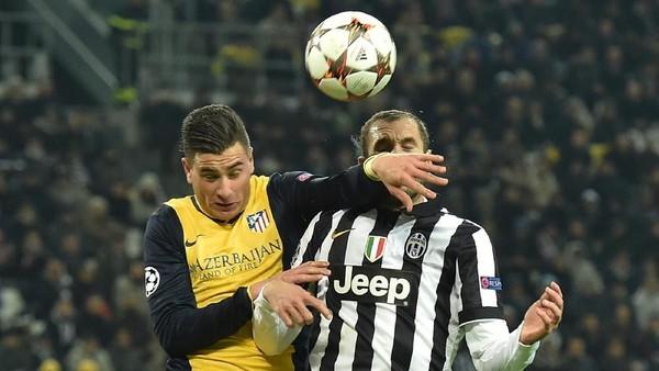 Juventus yang Seharusnya Khawatir pada Atletico