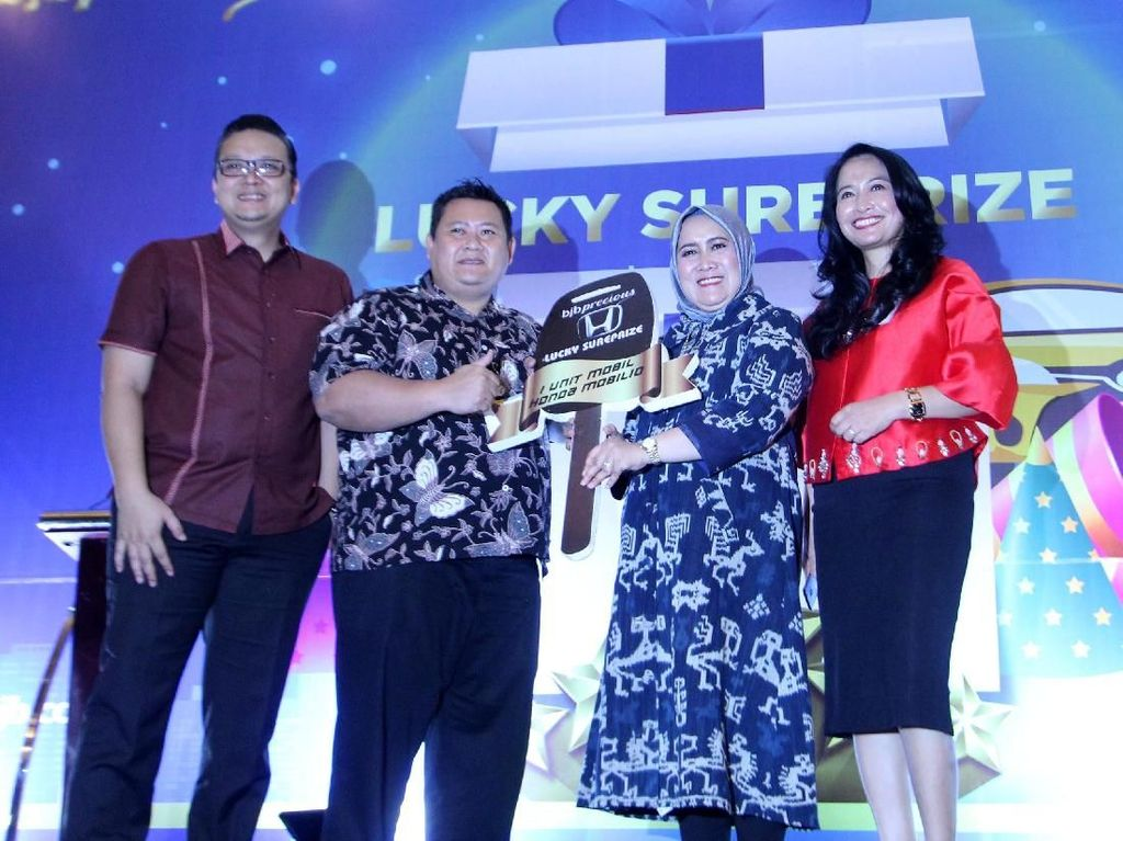 Lucky SurePrize Bank Bjb