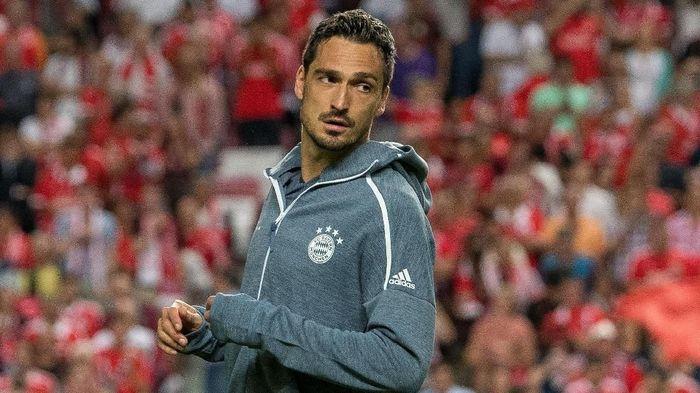 Pemain baru Borussia Dortmund, Mats Hummels. (Foto: Octavio Passos/Getty Images)
