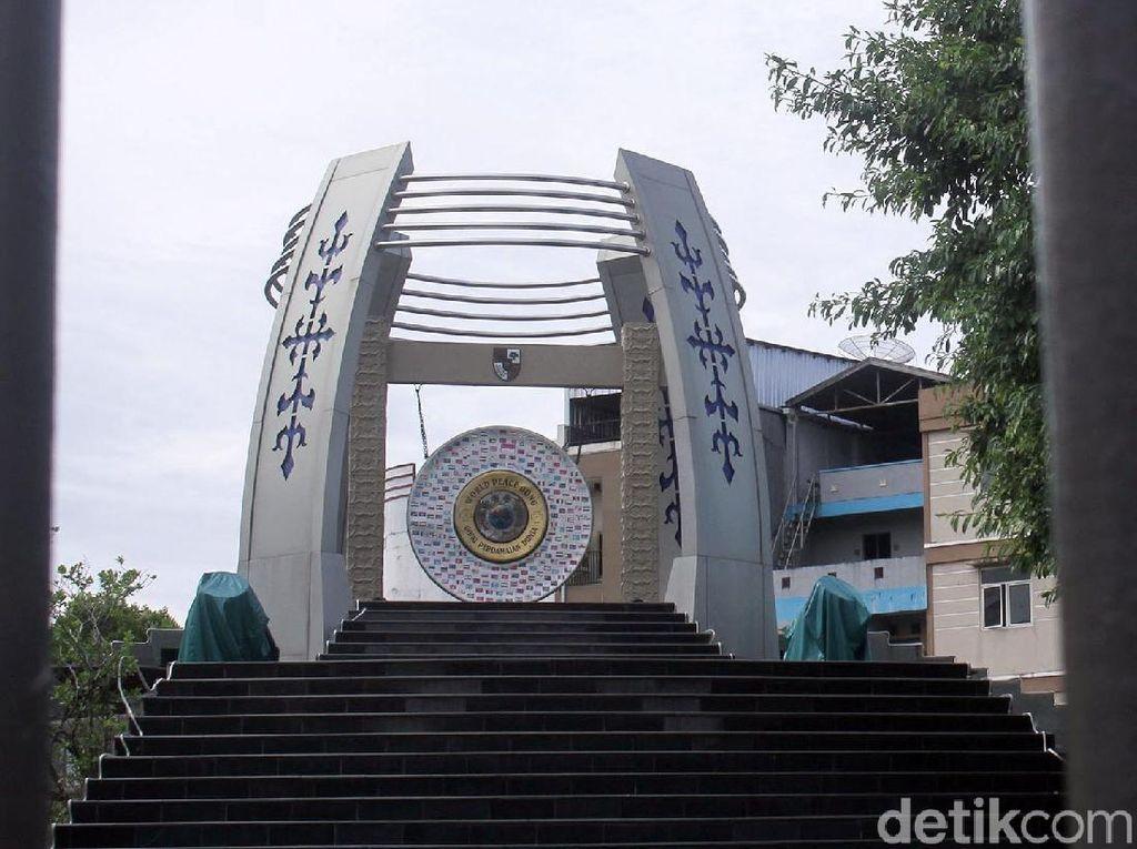 Menyebarkan Pesan Damai lewat Gong Perdamaian di Ambon
